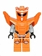 Minifig No: gs010  Name: Orange Robot Sidekick