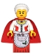 Minifig No: hol048  Name: Mrs. Claus