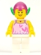 Minifig No: hol086  Name: Goblin Girl