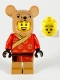 Minifig No: hol174  Name: Year of the Rat Mascot Guy