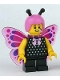 Minifig No: hol200  Name: Butterfly Girl