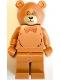 Minifig No: hol240  Name: Bow Tie Bear