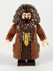 Minifig No: hp200  Name: Rubeus Hagrid, Reddish Brown Topcoat with Buttons