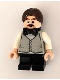 Minifig No: hp205  Name: Filius Flitwick, Light Bluish Gray Vest