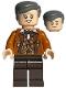 Minifig No: hp230  Name: Horace Slughorn, Reddish Brown Vest