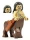 Minifig No: hp236a  Name: Centaur - Quiver