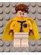 Minifig No: hp275  Name: Cedric Diggory, Yellow Quidditch Uniform