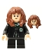 Minifig No: hp286  Name: Hermione Granger - Slytherin Robe