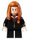 Minifig No: hp305  Name: Ginny Weasley, Gryffindor Robe, Short Legs