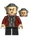 Minifig No: hp318  Name: Griphook, Dark Red Suit