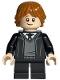 Minifig No: hp319  Name: Ron Weasley, Hogwarts Robe