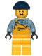 Minifig No: hs008  Name: Jonas Jr.