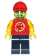 Minifig No: hs030  Name: Possessed Pizza Delivery Man