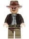 Minifig No: iaj001  Name: Indiana Jones