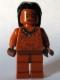 Minifig No: iaj015  Name: Ugha Warrior with Hair