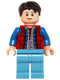 Minifig No: idea001  Name: Marty McFly