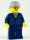Minifig No: idea012  Name: Hayabusa Project Manager - J. Kawaguchi