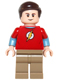 Minifig No: idea013  Name: Sheldon Cooper