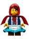 Minifig No: idea045  Name: Little Red Riding Hood