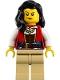 Minifig No: idea067  Name: Lady Anchor