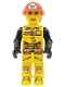 Minifig No: js007  Name: Fireman in Hat #07
