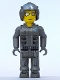 Minifig No: js014  Name: Res-Q - Open Faced Helmet and Sunglasses
