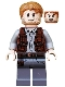 Minifig No: jw011  Name: Owen, Leather Vest (Owen Grady)