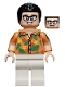 Minifig No: jw053  Name: Danny Nedermeyer - Flower Shirt