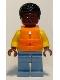 Minifig No: jw073  Name: Darius - Life Jacket