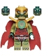 Minifig No: loc023  Name: Crominus - Tattered Cape