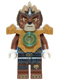 Minifig No: loc055  Name: Lavertus - Pearl Gold Heavy Armor