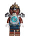 Minifig No: loc067  Name: Lavertus - Flat Silver Heavy Armor