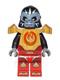 Minifig No: loc091  Name: Gorzan - Fire Chi