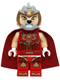 Minifig No: loc097  Name: Lagravis - Fire Chi