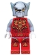 Minifig No: loc100  Name: Worriz - Fire Chi