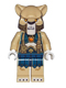 Minifig No: loc116  Name: Lioness Warrior