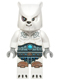 Minifig No: loc119  Name: Ice Bear Warrior 1