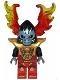 Minifig No: loc131  Name: Gorzan - Armor Breastplate, Flame Wings