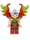 Minifig No: loc138  Name: Eris - Armor Breastplate, Flame Wings
