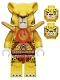 Minifig No: loc148  Name: Lundor - Fire Chi and Armor
