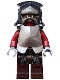 Minifig No: lor008  Name: Uruk-hai - Helmet and Armor