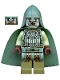 Minifig No: lor069  Name: Soldier of the Dead 1