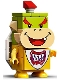 Minifig No: mar0003  Name: Bowser Jr.