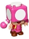 Minifig No: mar0011  Name: Toadette