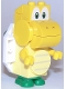 Minifig No: mar0037  Name: Koopa Troopa - Scanner Code with Yellow Lines