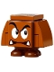 Minifig No: mar0051  Name: Goomba, Angry, Looking Left