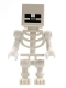 Lot ID: 207866941  Minifig No: min011  Name: Skeleton with Cube Skull