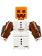 Minifig No: min043  Name: Snow Golem - Head Post