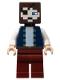 Minifig No: min068  Name: Pirate