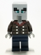 Minifig No: min078  Name: Illager - Dark Blue Legs